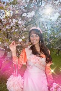 Blütenkönigin Werder Claudia